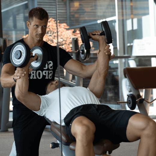 Fitnes zveza Slovenije - delo – osebni trener fitnes