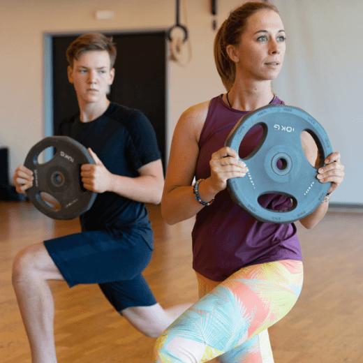 Fitnes zveza Slovenije – crossfit treningi
