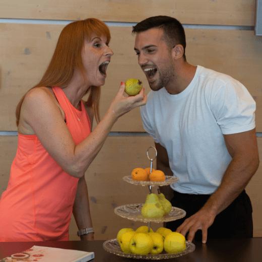 Fitnes zveza Slovenije – Dan klinične prehrane