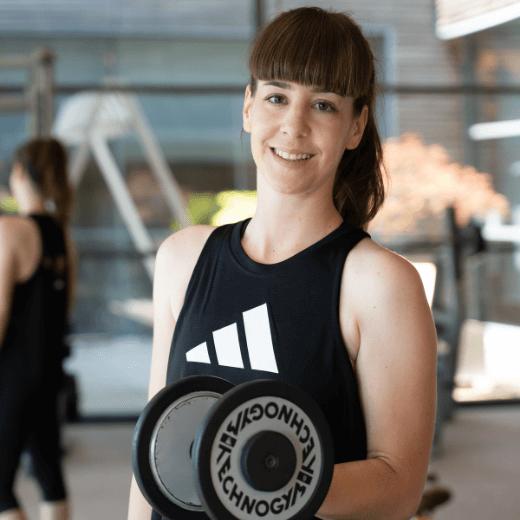 Fitnes zveza Slovenije – specifike prehrane žensk in športnic